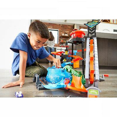 Ultimate Gator Car With Kid Boy Toy