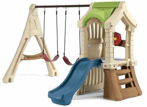 play up gym set swing set