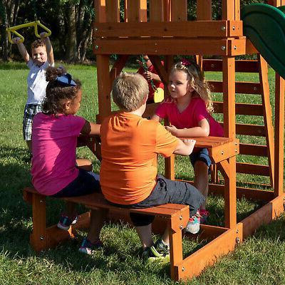 Playground Equipment Gym Toddler Set Play