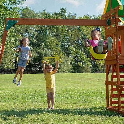 Gym Set Outdoor Play