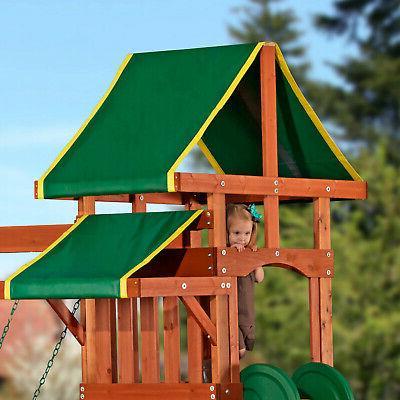 Playground Kids Gym Toddler Set Outdoor Play