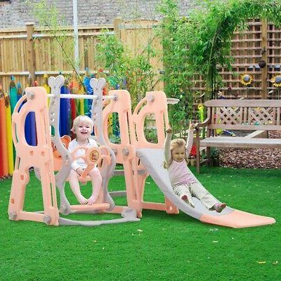 Playground Slide Play Slide Backyard set