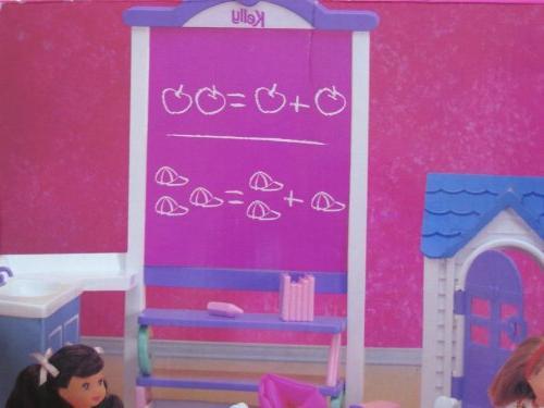 Barbie Playset w Unit,