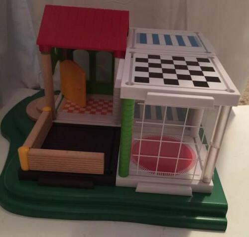 Brio On House, 48 Pieces NEW HARD TO FIND