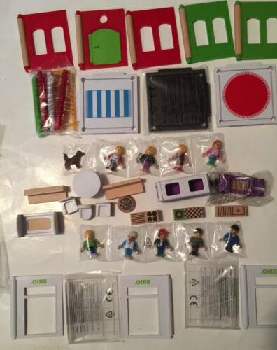 Brio Playtable On House, 48 Pieces HARD TO FIND