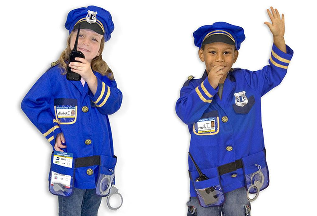 police officer role play costume