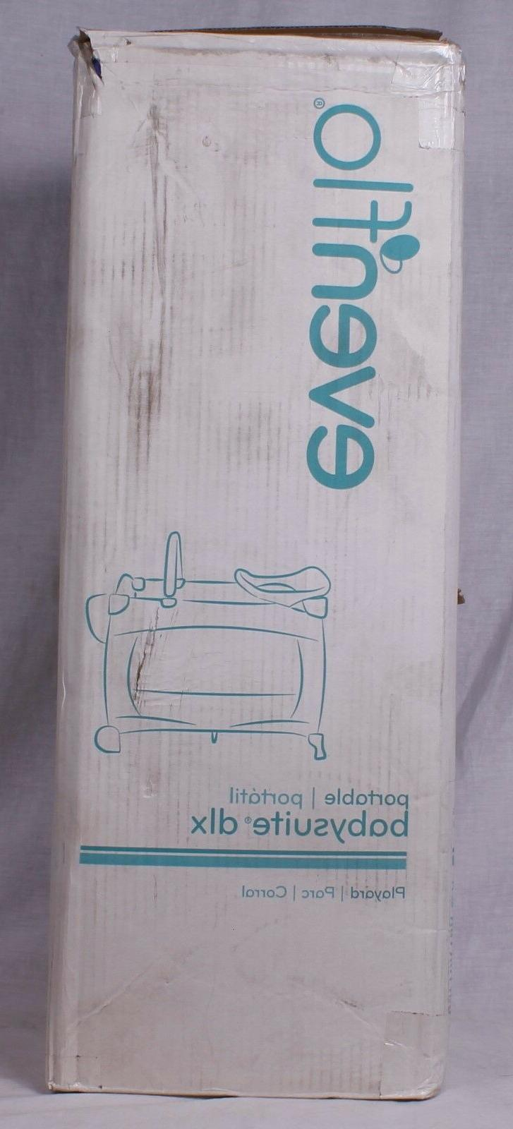 Evenflo Babysuite Deluxe Playard Dot – 70211874