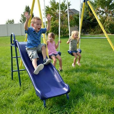 Sportspower Metal Swing 5ft and Two