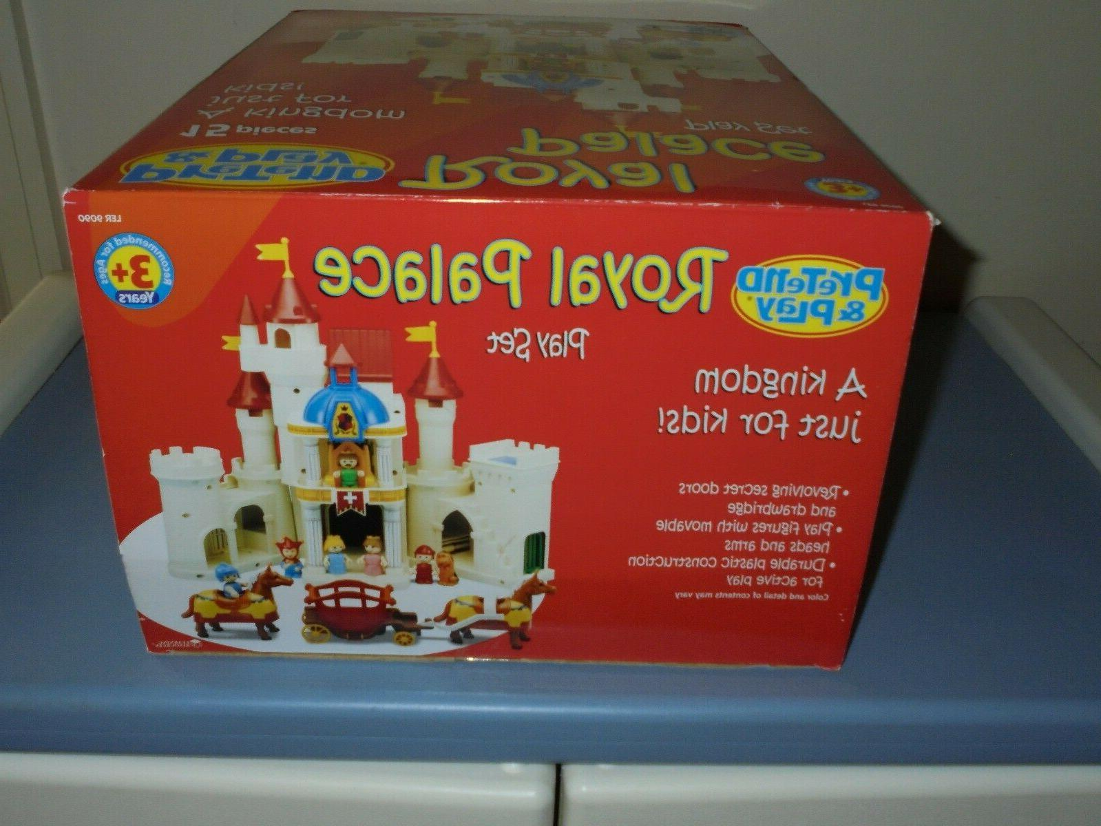 Learning Resources Pretend Play Royal Palace Set NEW