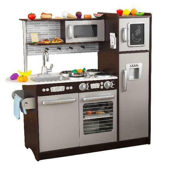 Pretend Kitchen 30 Kids Oven Learning