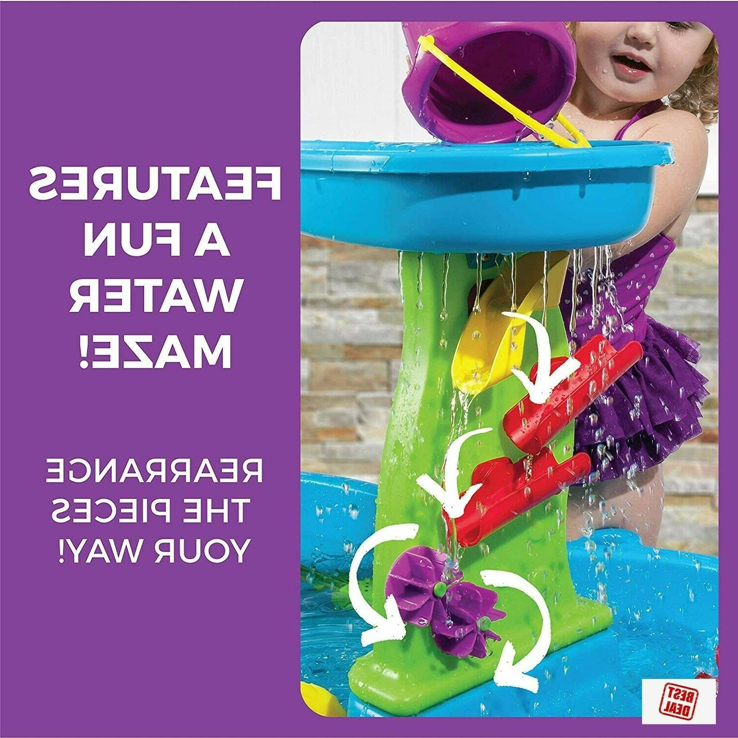 Pond For Kids With 13 Pc Accessory