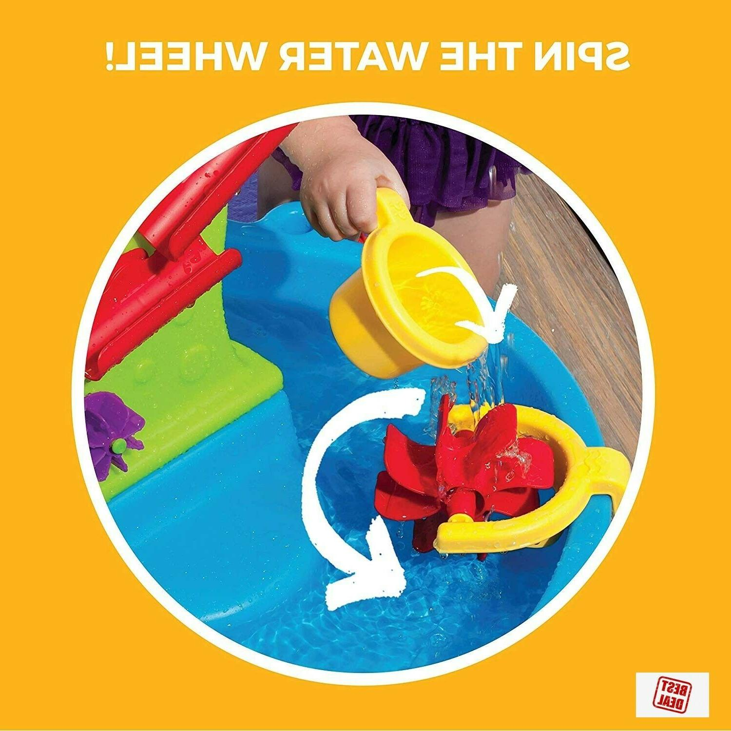 Step2 Pond For Kids With 13 Accessory Set