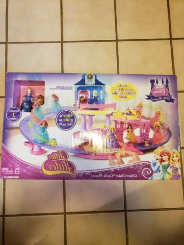 rare princess glitter glider castle and magic