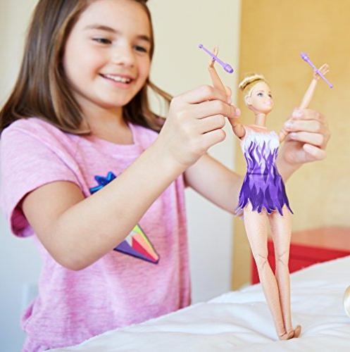 Barbie Move Rhythmic Doll