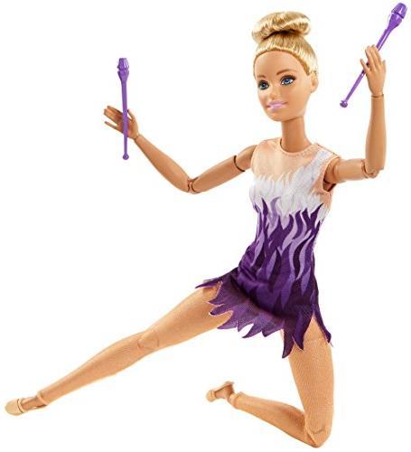 Barbie Rhythmic Gymnast