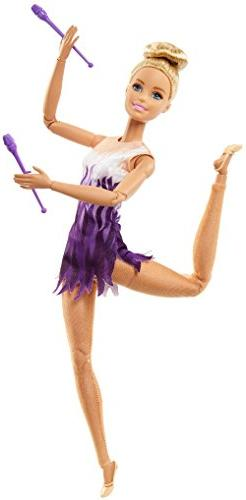 Barbie Made Rhythmic Gymnast