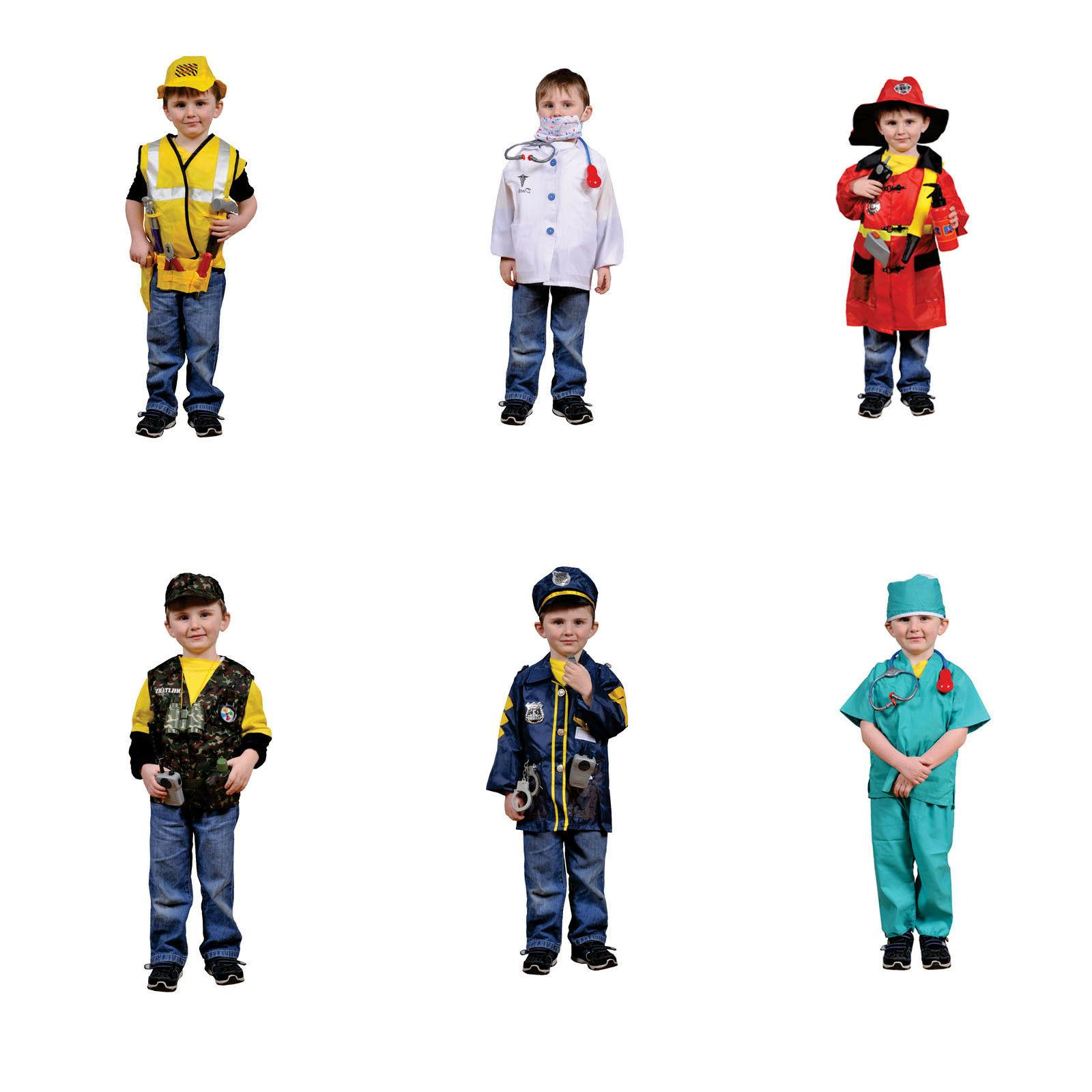 role play dress up sets ages 3