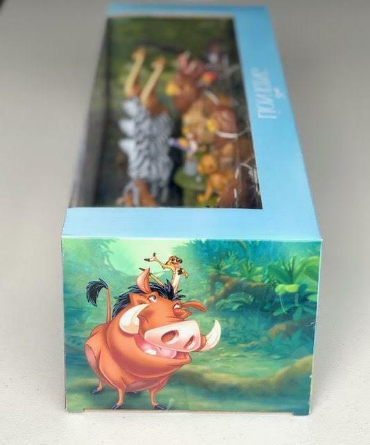 Disney's MEGA Figurine Piece New