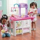 Children Pre School Play Set Pretend Toy Mini Nursery for Gi
