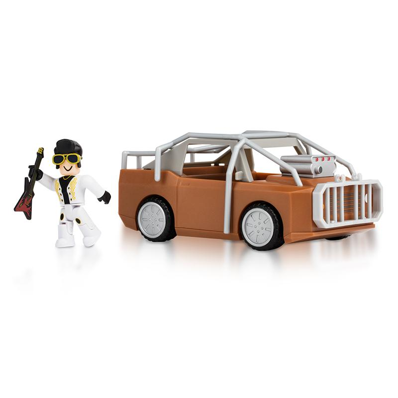 SEALED Celebrity Action Figures Accessories THE Car
