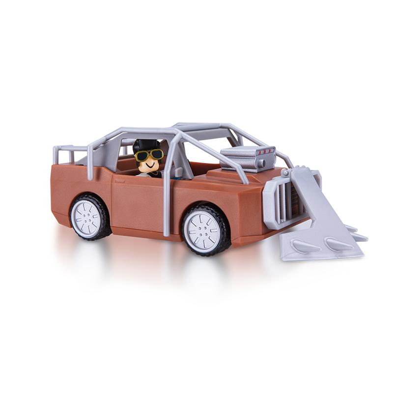 SEALED Action Figures Accessories Car Play Set