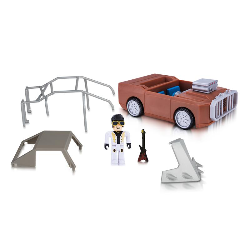 SEALED ROBLOX Celebrity Figures Car