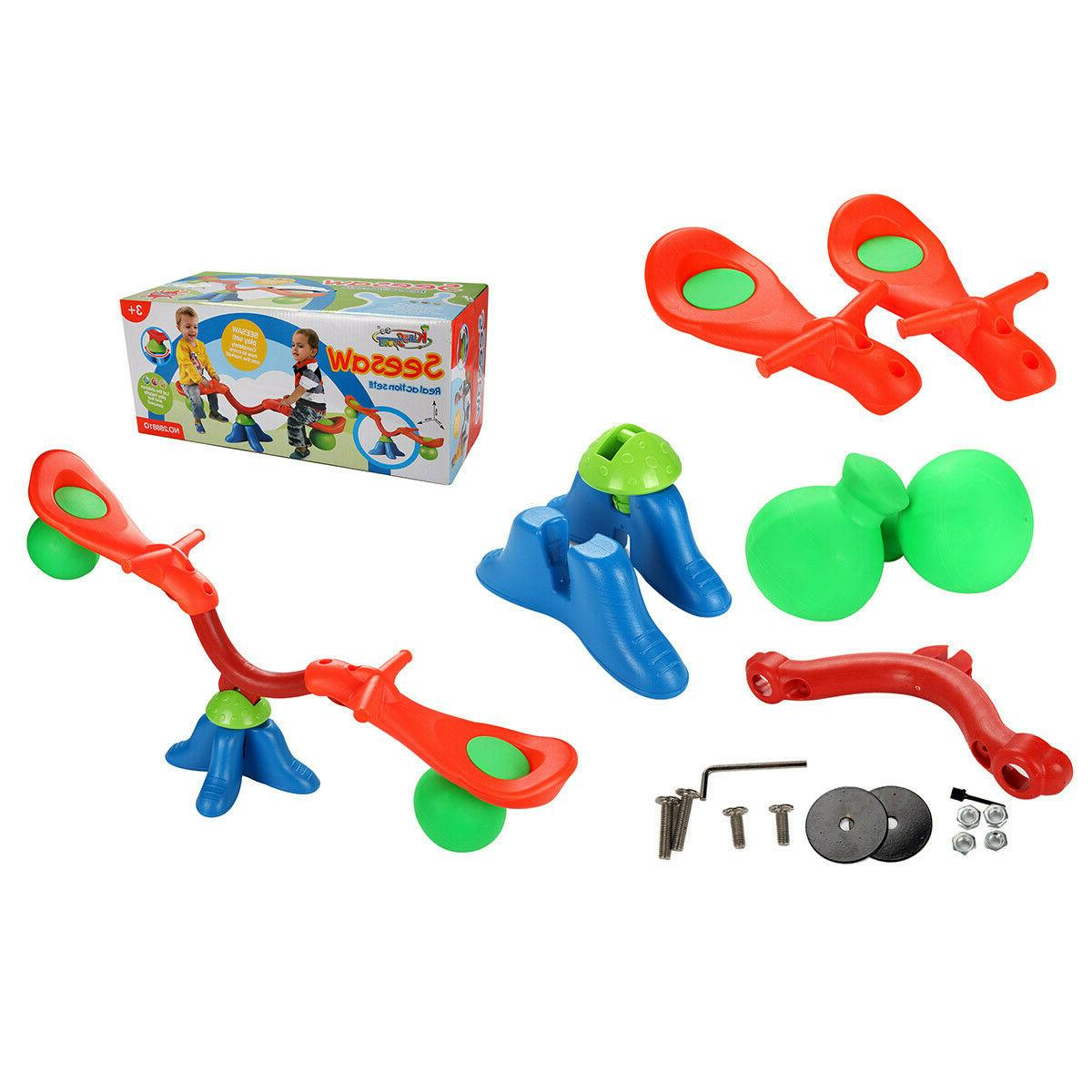 Kids Totter Playground Play 360