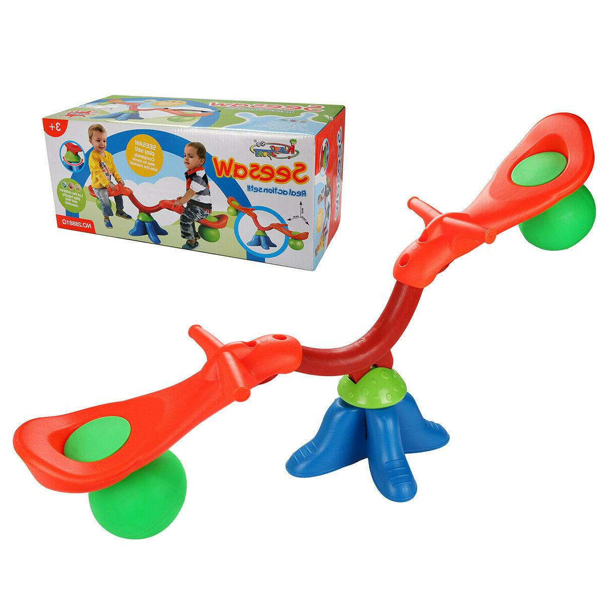 Kids Playground Outdoor Play 360 Rotate