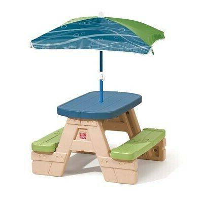 Step2 & Play Set Picnic Table