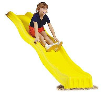 Slide Wave Kids Backyard Playset Garden