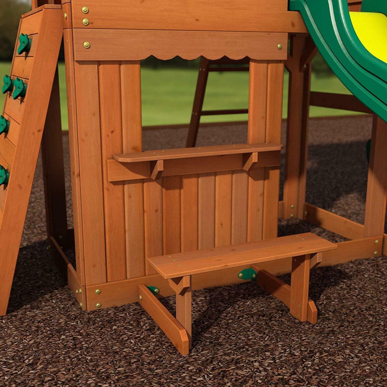 Backyard Somerset Cedar Wood Set