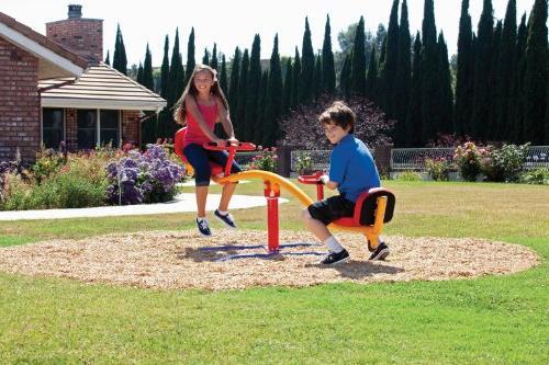 Gym Spinning Kids Playground Equipment 360