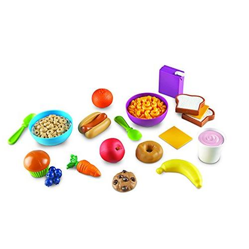 sprouts munch food set