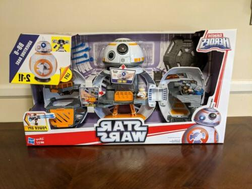 Star Wars Galactic Heroes BB-8 Droid Space Adventure Base Fi