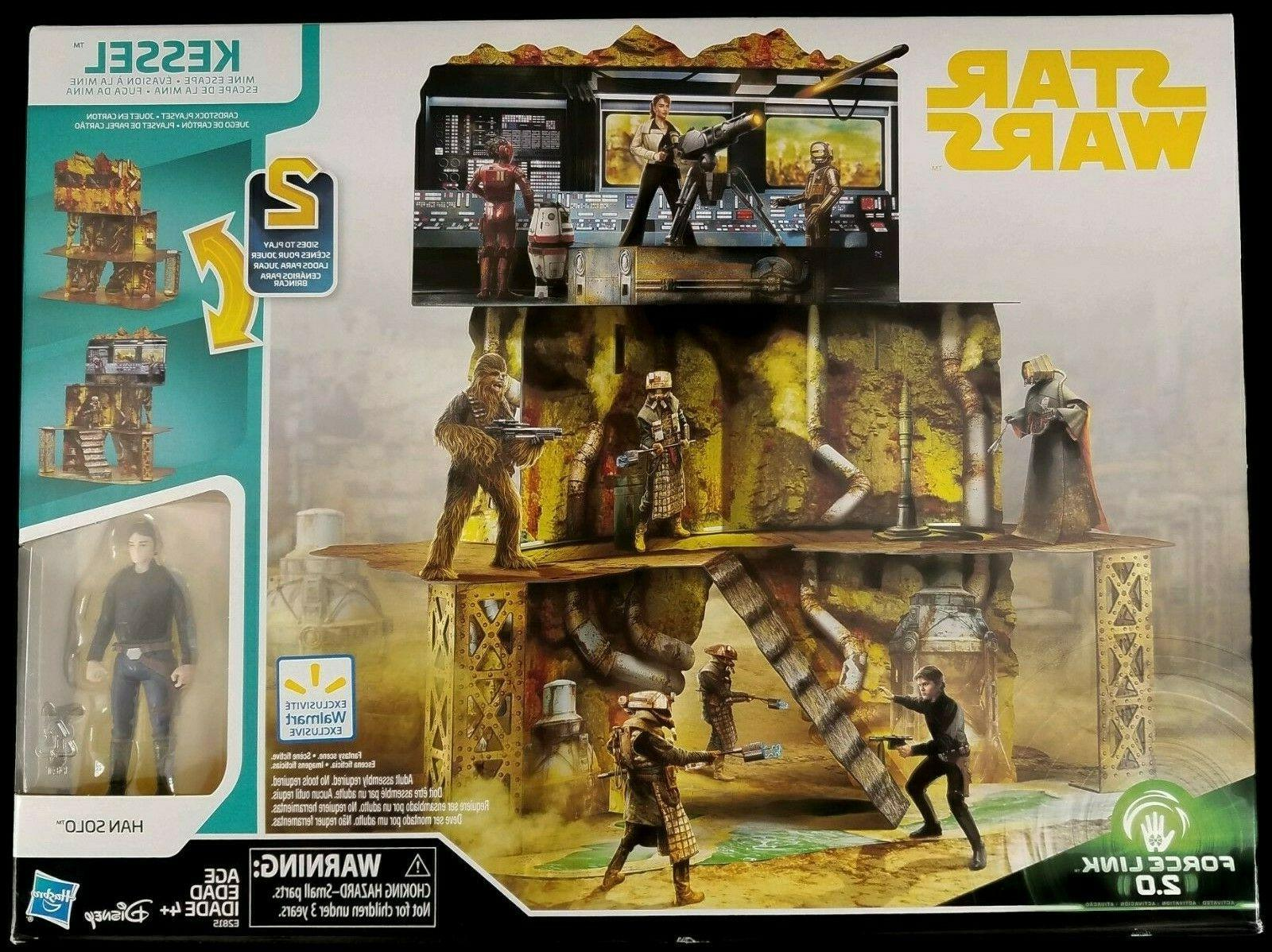 Star Wars Han Force Exclusive