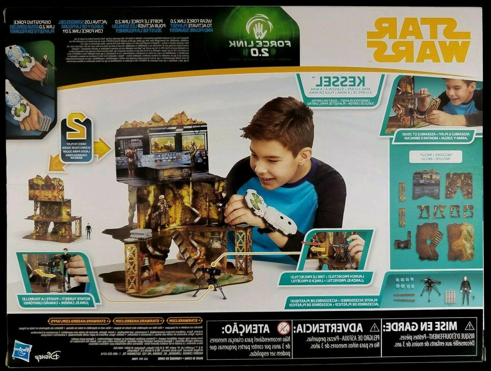 Star Force 2.0 Kessel Mine Exclusive