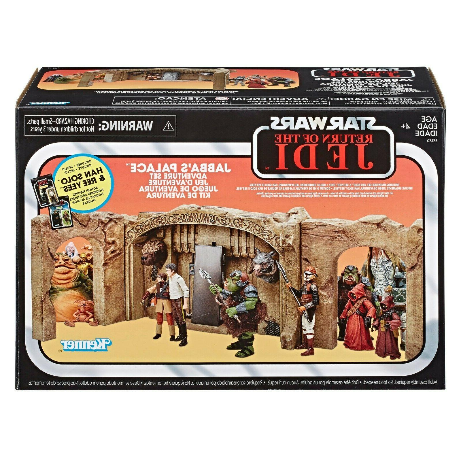 star wars the vintage collection jabbas palace