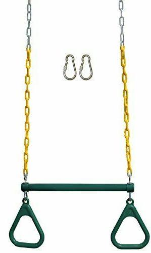 steel trapeze swing bar
