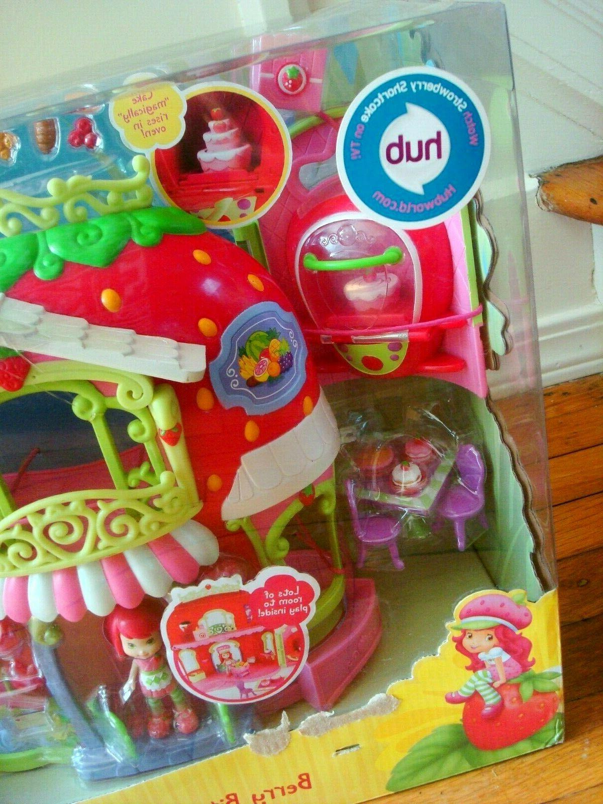 Hasbro Strawberry Shortcake Berry Bitty Set NEW