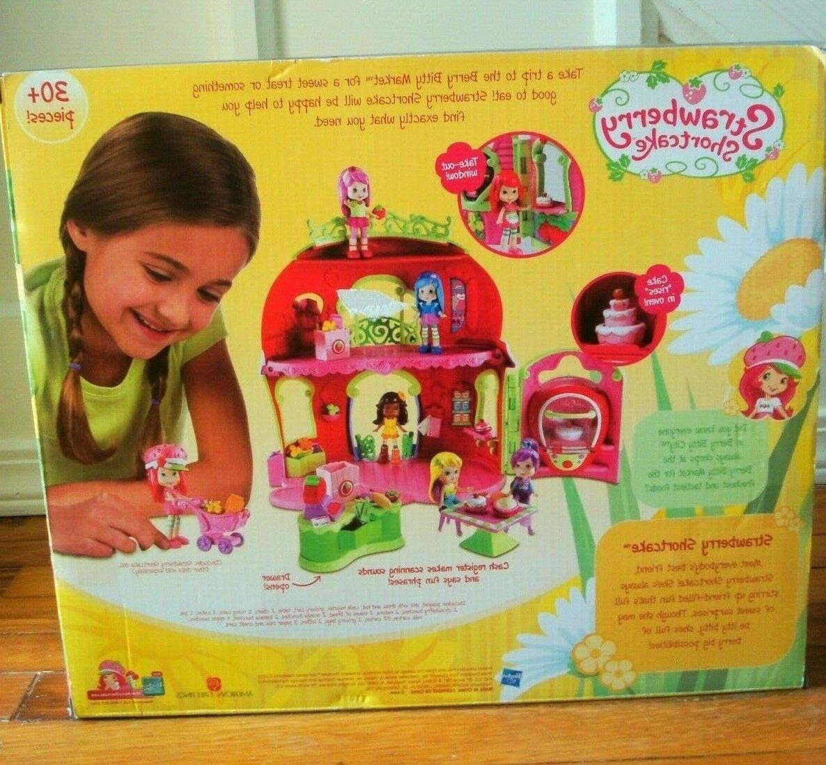 Hasbro Strawberry Berry NEW 30+ Pieces