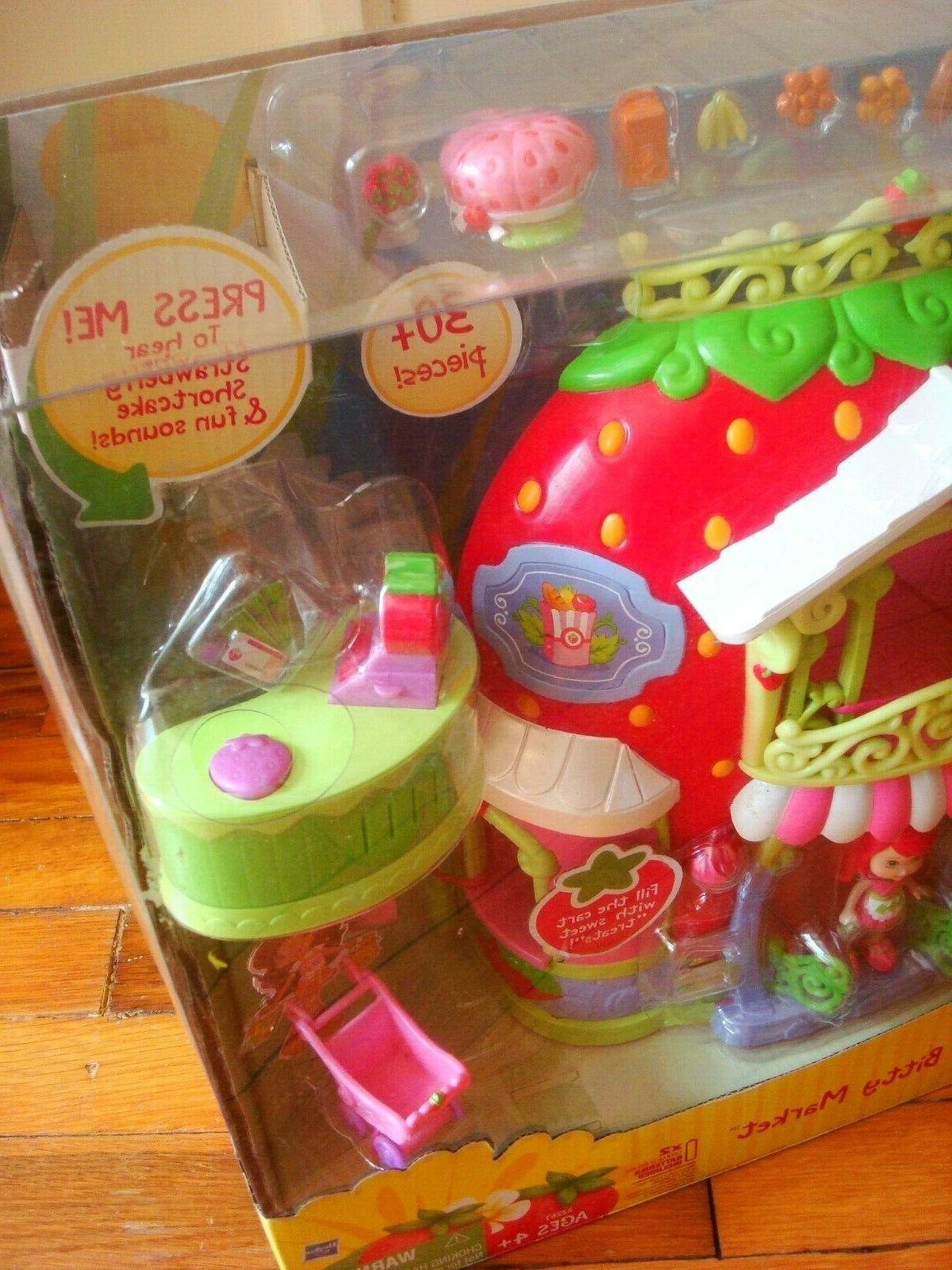 Hasbro Strawberry Berry Bitty NEW