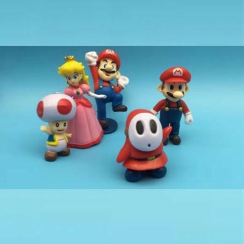 Super Mario Bros 18pcs
