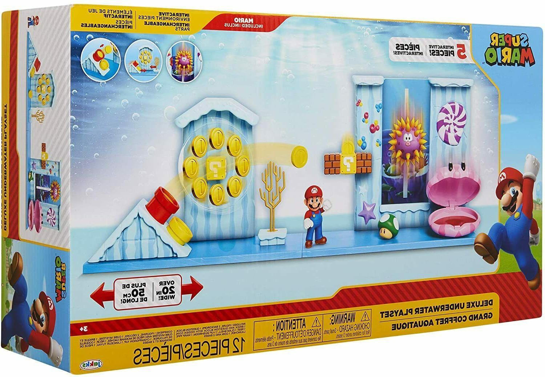 Nintendo Mario Deluxe & SEALED