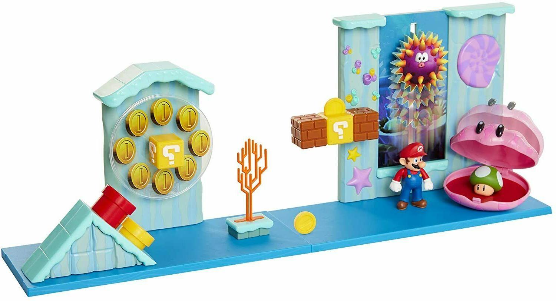 Nintendo Super Underwater Play Set &
