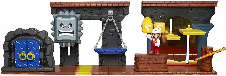 Nintendo Mario Dungeon Deluxe Play &
