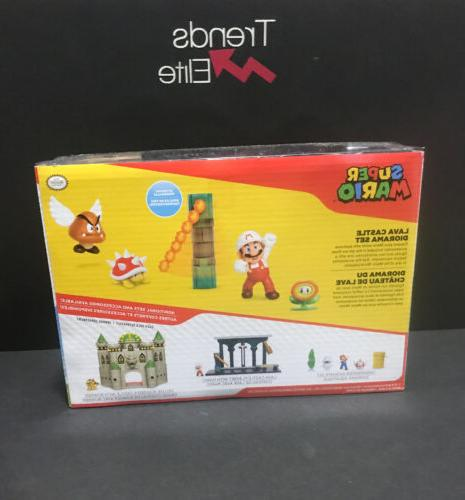 Nintendo Lava Castle Play Toy Gift