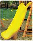 super slide green playset playground