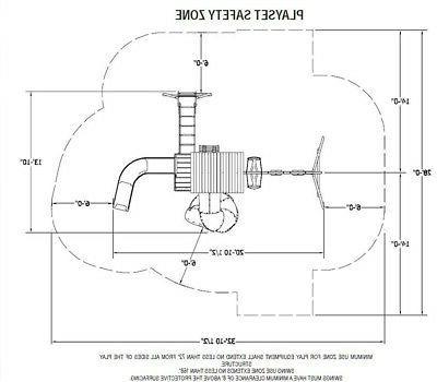 Swing-N-Slide Complete Residential Playset