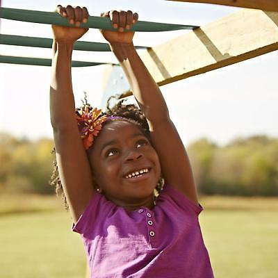Swing-N-Slide Cedar Brook Play Two Swings, Bars,