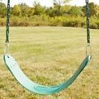 Outdoor Swing Seat Kids Playground Swingset Chair Hanger Cha